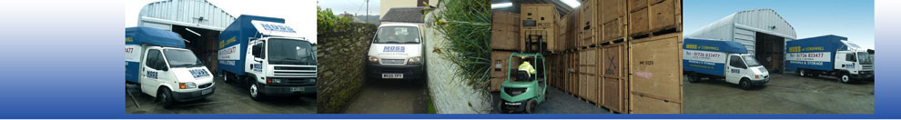 Cornwall Removals Company